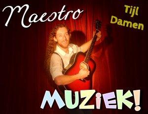 TijlDamen_Maestro_Muziek