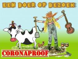 Een boer op bezoek - Coronaproof kindervoorstelling van Tijl Damen